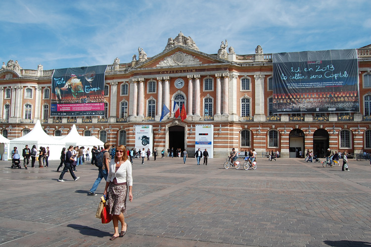 Toulouse, capital of the South of France