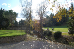 Carcassonne golf club