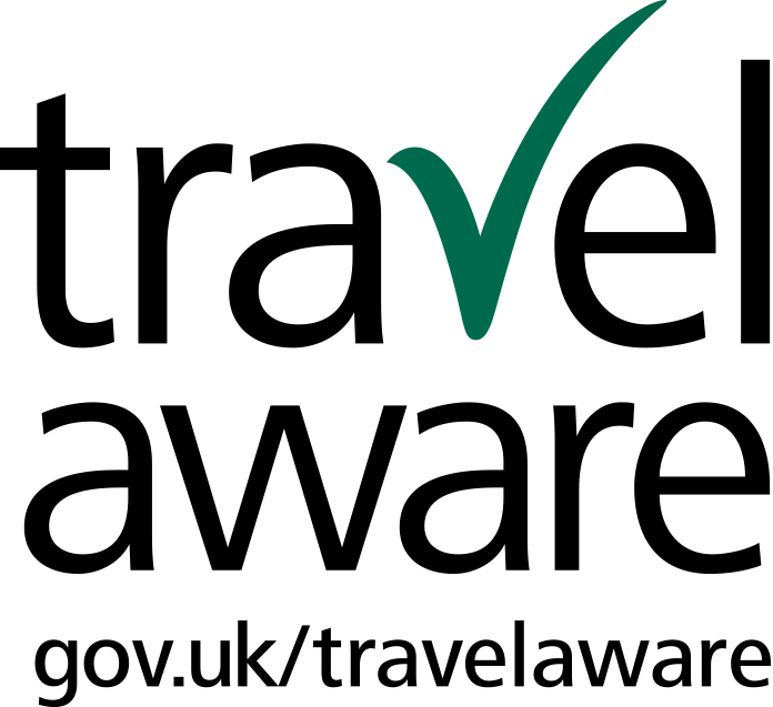FCO Travel Aware